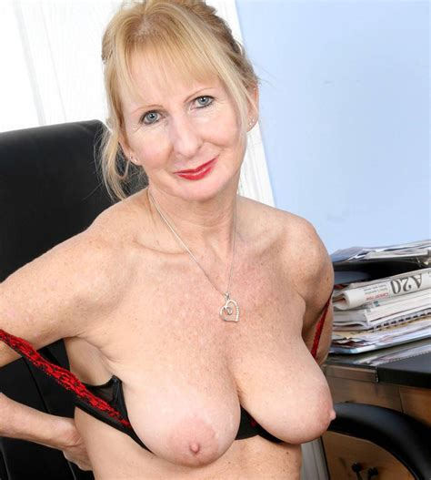 Poppy In Gallery Saggy Milf Tits Various Sizes 2