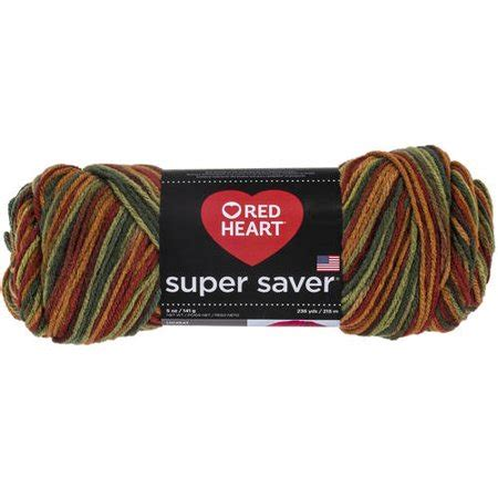 walmart yarn colors saver yarn fall walmart
