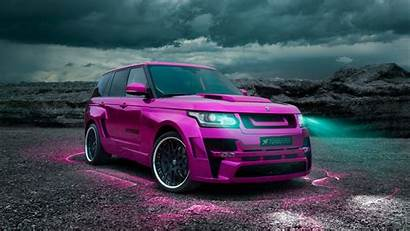 Rover Range Vogue Widebody Wallpapers Hamann Mystere