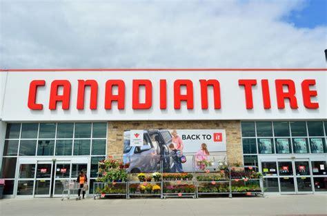 toronto canadian tire corp   expanding