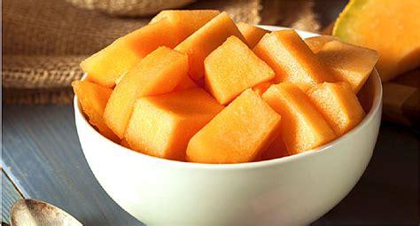 cantaloupe video   choose  tasty ripe melon