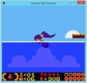 shantae gbc example for game maker version 11 studio With game maker templates download