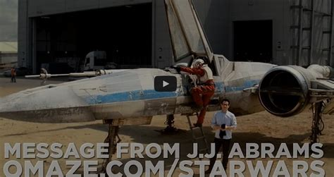 J.j. Abrams Leaks Footage From The