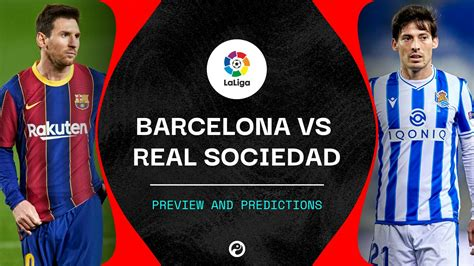 Barcelona vs Real Sociedad live stream: How to watch La ...