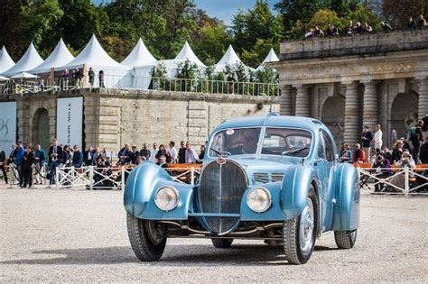 Bugatti Type 57sc Atlantic Wins 2018 Peninsula Best Of The