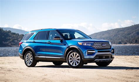2020 Volkswagen Lineup by 2020 Ford Explorer Lineup Adds 400 Hp St Variant And