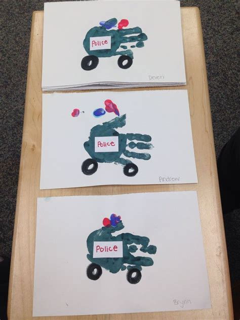 police crafts for preschoolers 17 best images about community helpers on 548