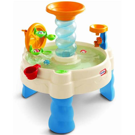 Little Tikes Spiralin Seas Waterpark Outside Water Play