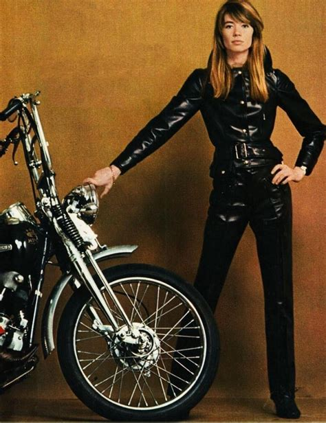 She made her musical debut in the early 1960s on disques vogue and found immediate success with her song tous les garçons et les filles. Wearing Leather! in 2020   Francoise hardy, Hardy, French ...