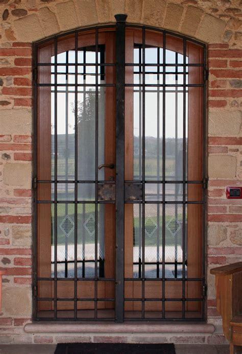 inferriate per porte inferriate per porte portoni e finestre durante