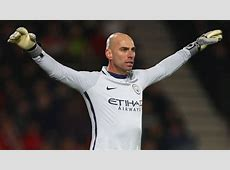 Man City's Willy Caballero Penalty save made up for error
