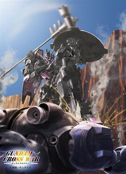 Phone Orphans Mobile Gundam Iron Blood Blooded