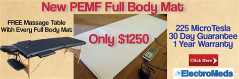bemer mat reviews bemer 3000 review electromeds reveals the about