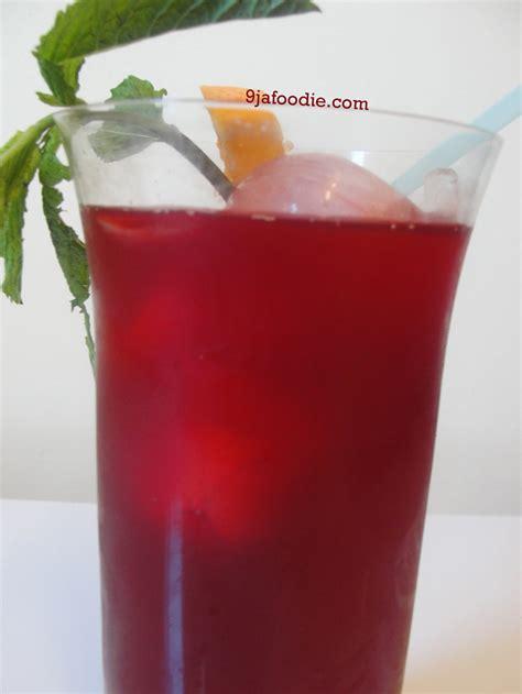 nigerian chapman drink recipe