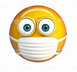 Image result for emoji with surgical mask