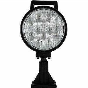 Buyers  quot led clear adjustable flood light