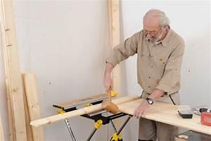Bricolage Avec Robert : fabriquer des volets fabriquer un volet en bois diy ~ Nature-et-papiers.com Idées de Décoration
