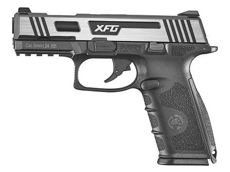 XFG Blowback Airsoft Pistol - 6mm | Replicaairguns.us