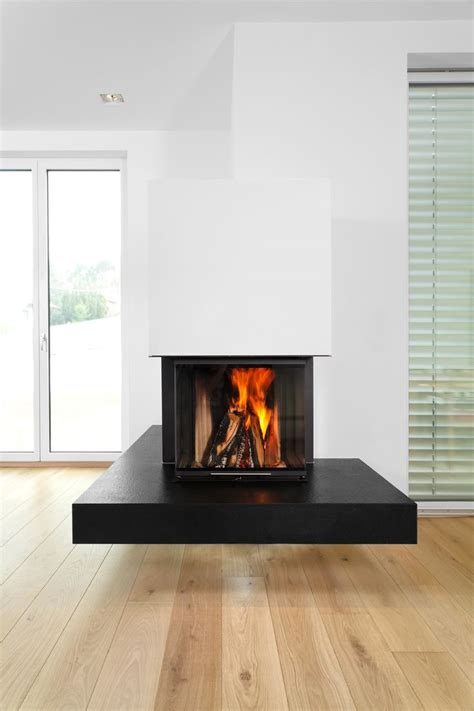 25+ Best Ideas About Floating Fireplace On Pinterest
