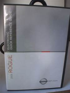 2008 Rogue Electronic Quick Reference Guide Nissan Shift