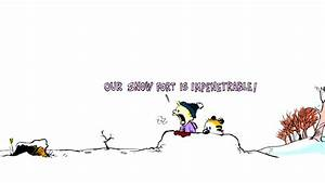 Calvin and Hobbes wallpaper - 1207162