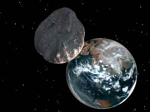 Earth safe from asteroid flyby next week - CBS News
