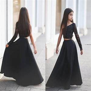Popular Black Graduation Dresses for Juniors-Buy Cheap ...