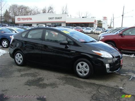 2010 Toyota Prius For Sale by 2010 Toyota Prius Hybrid Ii In Black 206926 Autos Of