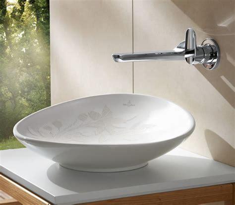 villeroy boch  nature surface mounted basin uk bathrooms