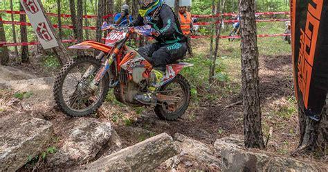 cajun classic national enduro race report dirt rider