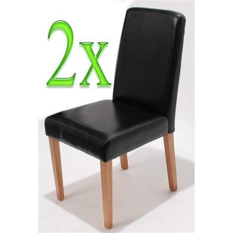 lot chaises salle à manger chaises de salle à manger lot de 2 ancona crème achat vente chaise salle a manger pas cher