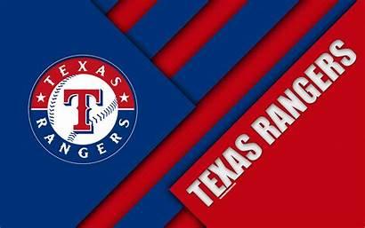 Rangers Texas Mlb 4k West Division American