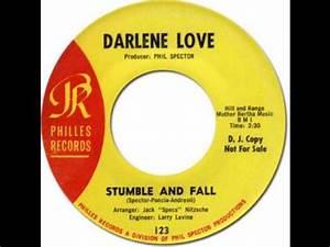 DARLENE LOVE – Stumble and Fall [Philles 123] 1964 | phil ...