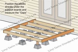 20+ [ Floating Deck Footings Spacing ] How To Build A