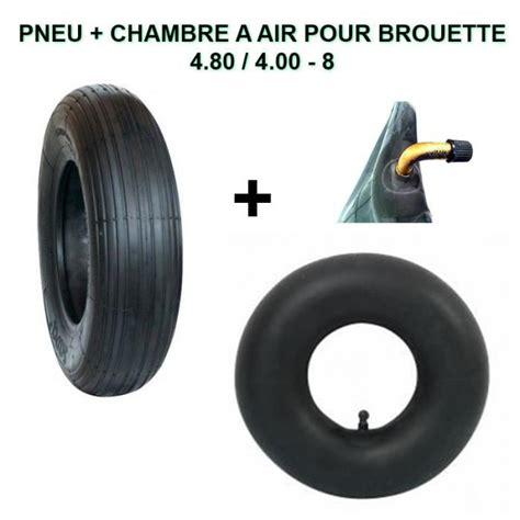 pneu et chambre à air pour brouette brouette brico depot pas cher