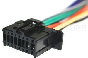 Jvc Kw Xr610 Wiring Diagram by Wire Harness For Pioneer Deh 80prs Deh80prs Pay Today