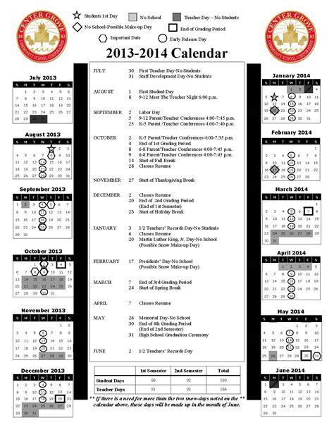 calendars school calendar