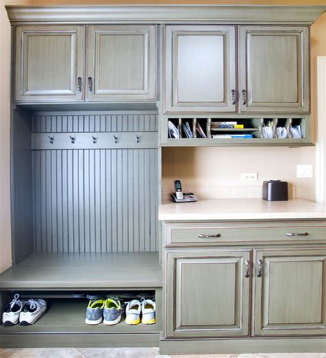Kitchen Pantry Design Ideas - mobile device charging stations for a neat and tidy space