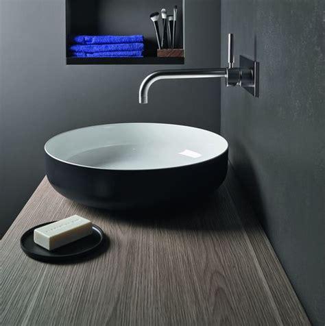 plans vasques et vasques bol ou 224 poser en 233 mail noir mat ou brillant