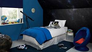 Kids Bedrooms - How to create a space bedroom - Dulux