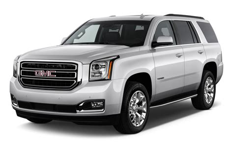 2017 Gmc Yukon Reviews And Rating  Motor Trend