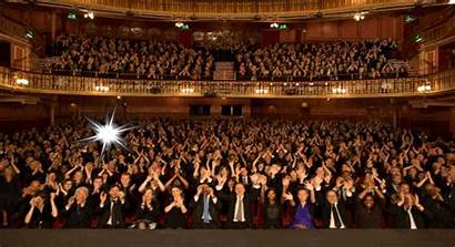 Theatre Audience Stage Theater Crowd Concert Staff