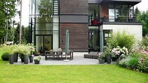 Moderne terrasse for Terrasse modern