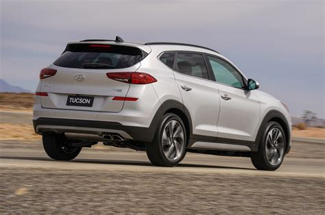 Hyundai 2019 : 2019 Hyundai Tucson Offers More Power