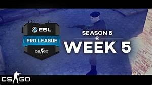 EnVy CSGO ESL Pro League Season 6 Week 5 Frag Movie