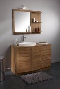 salle de bain en teck belgique peinture faience salle de With meubles salle de bain teck belgique