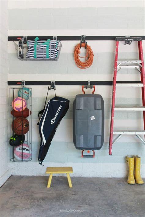 Easy Garage Organization