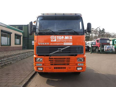 volvo truck cost volvo fh12 420 chassis cab trucks price 7 116 year