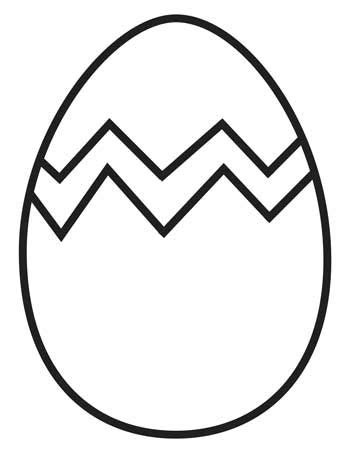 easter colouring pages  preschoolers