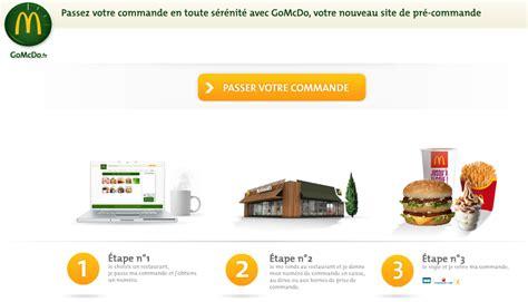 commande cuisine en ligne commande en ligne avec gomcdo